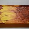 Cutie de bijuterii Floarea-soarelui, 12,5X6X6 cm; VANDUTA