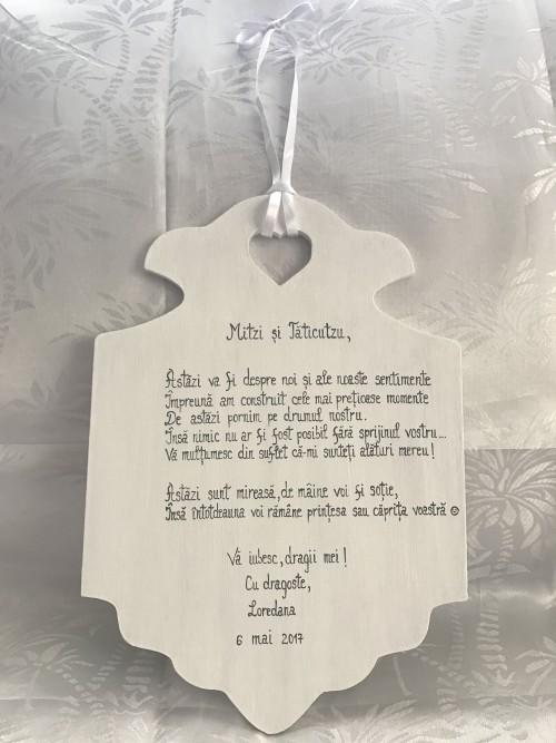 Placuta nunta 3