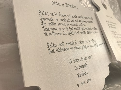 Placuta nunta 5