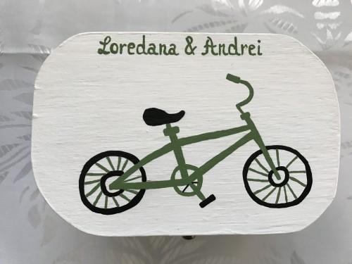 Caseta verigheta bicicleta