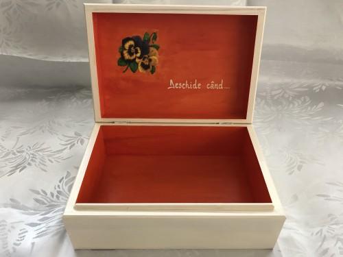 cutie amintiri doamna invatatoare